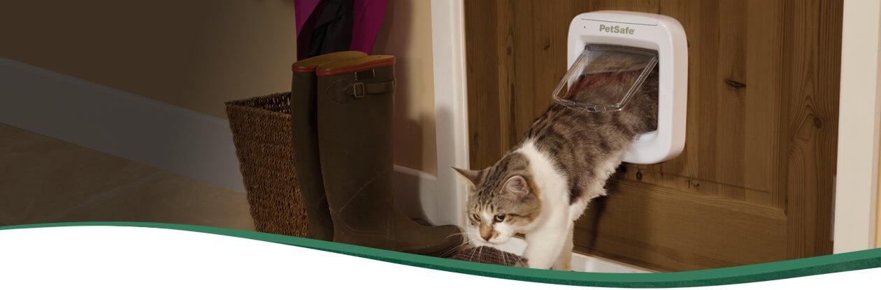 Our Cat Flaps & Pet Door Ranges - PetSafe UK